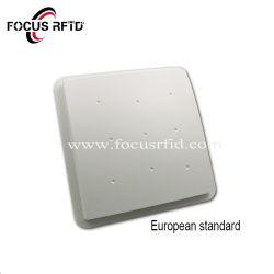 Wasserdichter Kartenleser der UHFMidlle Reichweiten-RFID mit Kreisantenne 8-10 Meter