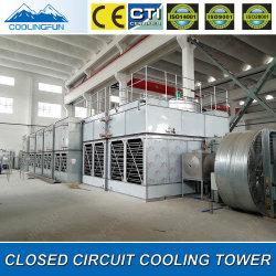 Indústria química utilizado fluxo cruzado de equipamentos de refrigeração do Circuito Fechado
