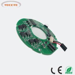 150W Circuito controlador de motor de CC para el ventilador con la insensata Sensor Hall