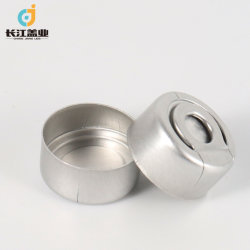 アルミニウム13mmの引張環は帽子を切取る