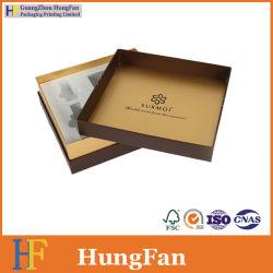 Le design de mode le parfum de rouge à lèvres de cartes postales à l'emballage boîte cadeau
