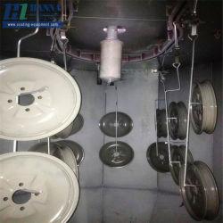 Máquina automática de pulverización de pintura en polvo para Auto Parts