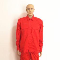 Tinte repelente al agua de la industria textil de poliéster algodón ropa ropa de trabajo