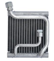 De populaire Evaporator van de Airconditioner van de Auto van het Type van Riem Met Pijpen