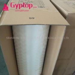 Película de PVC y PVC Film para techo de yeso y madera contrachapada de película de PVC/1230mm*600m