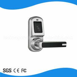 التصميم المثالي بطاقة RFID قفل الباب القياسي البيومتري بدون لوحة مفاتيح