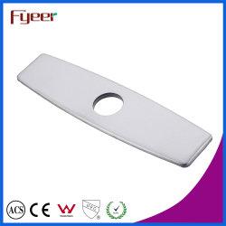 Placa de acero inoxidable sólida base de grifo de baño cocina grifo de agua de la placa base de alta calidad