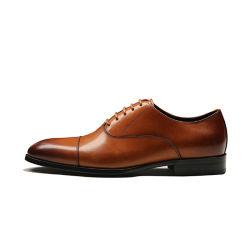 Soem-neueste klassische Hochzeitsfest-Geschäftsmann-lederne Schuhe