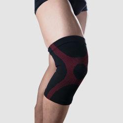 Le spandex respirante Sports ergonomique des équipements de protection Genouillères