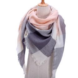 De gebreide Sjaals van het Kasjmier van de Plaid van de Sjaal van de Vrouwen van de Winter van de Lente Warme