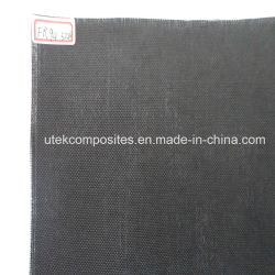 Recubierto de PVC negro 3228 de tela de fibra de vidrio para auto parte