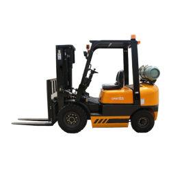 Hot Sale Cpqyd20 2t LP Gas kleine draaicirkel Forklift Syrië