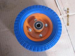 410/350-6/350-4 воды шаблон кривой PU вспененный Wheelbarrow колеса