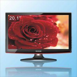 LCD HD van 21.5 Duim Monitors met Ce, RoHS, Erkend FCC, de Monitor van de Tweede Hand