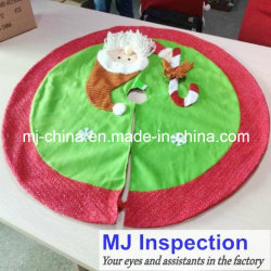 Chinese Export Agent/Quality Inspection for Christmas Items