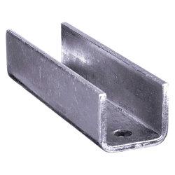 Chaîne en acier Joiner raccord avec finition électro-galvanisé