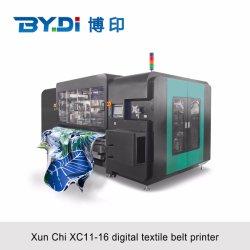1,8 millones de gasa de seda/Correa textil digital Impresora con cabezal de impresión industrial