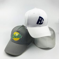 사용자 정의 자수 인쇄 로고 5 패널 6 패널 아빠를 달리는 CAP 골프 스포츠 캡 패션 야구 모자