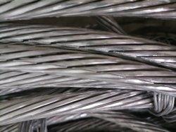 Resíduos de fios de alumínio de elevada pureza para a Alimentação Direta de fábrica