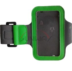 New Design Neoprene Armband Mobile Phone Bag and Phone Holder (MC029)