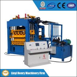 Qt4-15 brique automatique Machine de moulage de blocs de béton Maker