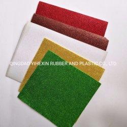 Блестящие цветные лаки EVA пены в ремесленных мастерских листы Самоклеющиеся Разнообразные яркие Рамочный документ с губкой для DIY проектов