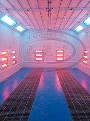 Proyecto de Norma abajo térmico eléctrico Alquiler de cabina de rociado de microondas