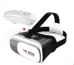 Chine Wholesale Accessoires de téléphone Vr Box 3D Glasses 2.0 avec Game Remote Controller