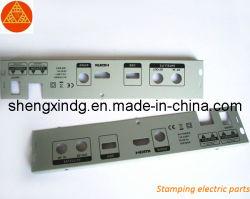 L'estampage pièces de machine d'aluminium électrique SX033