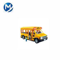 Dom City Express Bus brinquedos de plástico brinquedo de autocarros escolares