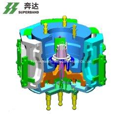 Roda automotivo leve Fabricante de Ferramentas de vazamento do molde na China