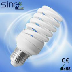 11W E27 espiral completo lâmpada economizadora de energia
