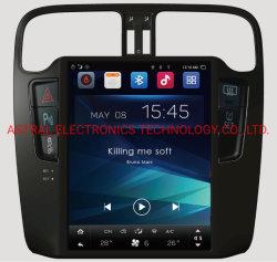 """9.7 """"ミラーリンクWiFi Bluetooth補助のPlug&PlayのフォルクスワーゲンのポロOEM Tesla様式の人間の特徴をもつ車の可聴周波ステレオプレーヤー"""