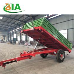3.5톤 2륜 축우/트랙터/ATV/UTV 유틸리티 트레일러