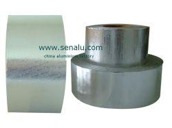 Azione dell'aletta e lamina di alluminio dell'imballaggio