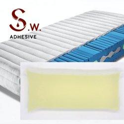 Premium Hot Melt Pressure Sensitive-kleefmiddel voor matras en schuimmaram op de bank, lederen montage