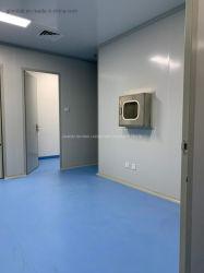 Chambre propre projet pour la Pharmacie/Food/cosmetic/Industrie Électronique etc