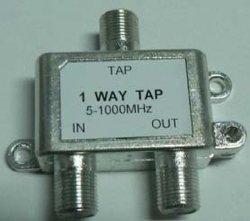 1-Way Tap 5-1000MHz CATV Splitter