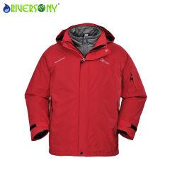 Нейлоновые Taslon Sympatex 228 т/PU Дышащая куртка 3 в 1