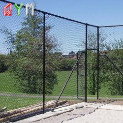 Revestido de PVC 3FT Garden Elo da Corrente painéis da Barragem de Esgrima Elo da Corrente de Jardim
