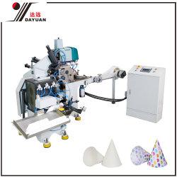 180PCS/الدقيقة آلة كوب مخروط الورق عالية الأداء مع حافة دوران