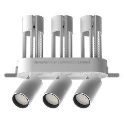 alluminio dell'interno LED di illuminazione 18W messo giù indicatore luminoso