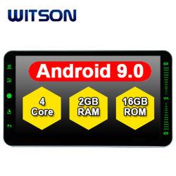 Navigation des Witson Vierradantriebwagen-Kern Android-9.0 des Auto-DVD für Universalität eine Dinmultimedia Spieler