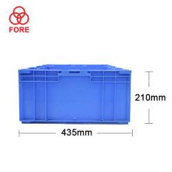 As embalagens de plástico empilháveis Caixa de ferramentas para uso industrial