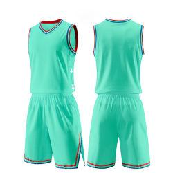 OEM-Kinder Neueste Basketballjersey Uniform Design personalisierte Herren Sports Basketballbekleidung