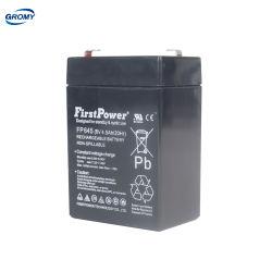 6V/4.5A Batería recargable de Balanzas Digitales
