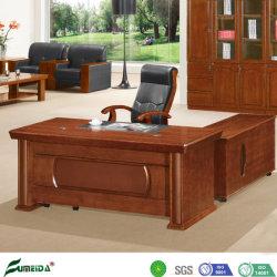 Tabella esecutiva del calcolatore della sporgenza di legno di lusso della mobilia di colore della noce