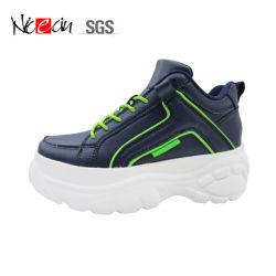 De Tennisschoenen die van de Manier van de Loopschoenen van de Vrouwen van de Schoenen van de lift de Schoenen van de Sport verhogen