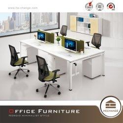 Откройте офисной рабочей станции управления компьютерный стол со стальным ног (НС-75)