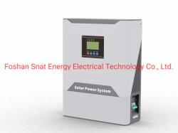 Гибридные солнечной инвертирующий усилитель мощности 2 квт 3 квт 4 квт 5 квт 6 квт внесетевых реактивной тяги в сочетании с солнечной MPPT контроллера заряда